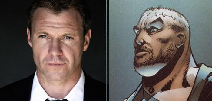 Chris Vance sera Non : LE méchant récurrent de Supergirl !