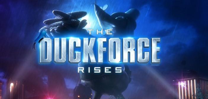 Donald Duck rassemble les Duckforce Rises sur mobile !