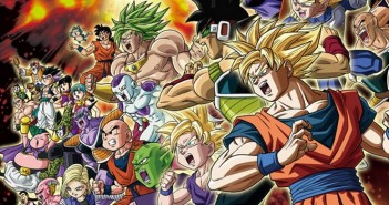 La sortie de Dragon Ball Z Extreme Butoden approche !