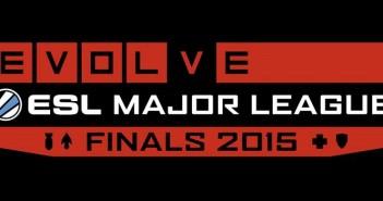 Evolve ESL Major League : les finales datées !