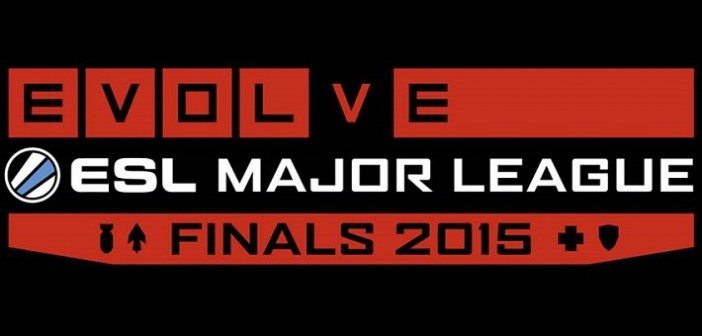 Evolve ESL Major League : les finales datées !