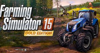 Farming Simulator 15 Edition Gold : la vidéo de lancement
