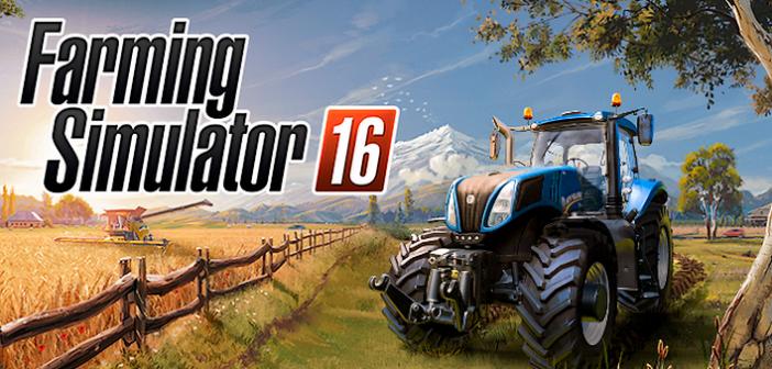 Farming Simulator 16 : le trailer de lancement pour PS Vita
