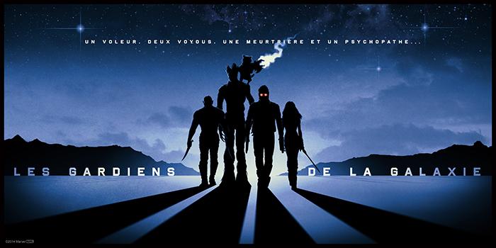 Gardiens de la Galaxie 2 : une frenchie arrive, un ricain dit non !