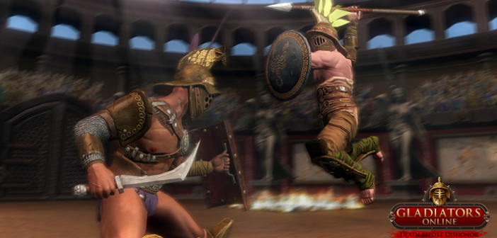 Gladiators Online : Death Before Dishonor, avec presque du Russel Crowe dedans !