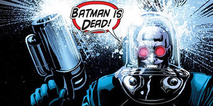 Gotham va prendre froid avec l'arrivée de Mr. Freeze !