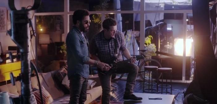 James Franco et Lenny Kravitz : une deuxième tournée !