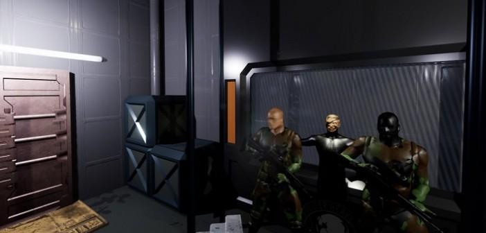 Metal Gear recréé par un fan avec l'Unreal Engine 4_outerboss