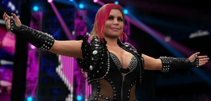 Raise Some Hell WWE 2K16 des améliorations hors-ligne_nattie