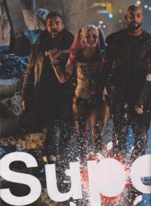 Suicide Squad : des images et un triangle amoureux !