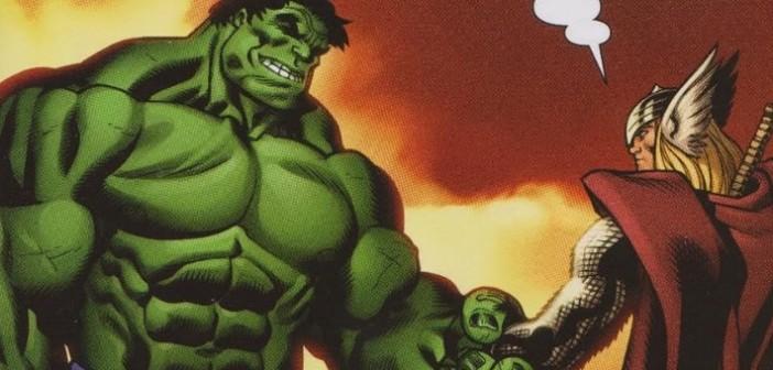 Thor : Ragnarok : Hulk fera aussi face à l'apocalypse !