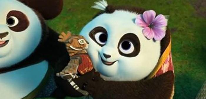 Une bande annonce pour Kung-Fu Panda 3 !