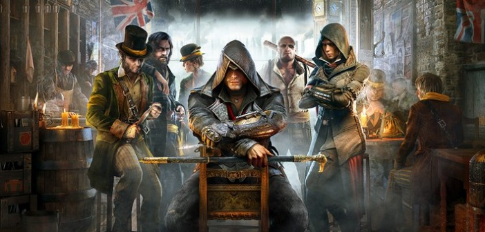 Assassin's Creed Syndicate : un trailer de lancement