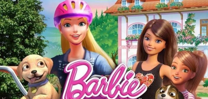 Barbie et ses soeurs : La grande aventure des chiots