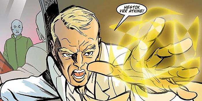 Doctor Strange a trouvé son Nicodemus West !