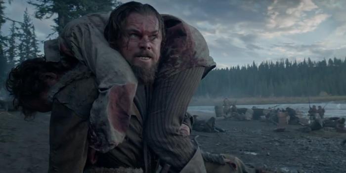 DiCaprio et Tom Hardy s'affichent pour The Revenant !
