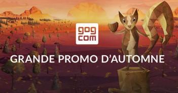 Les feuilles tombent, les prix sur GOG.com aussi!