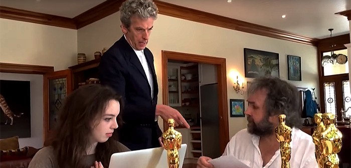 Peter Jackson aux commandes du final de Doctor Who !