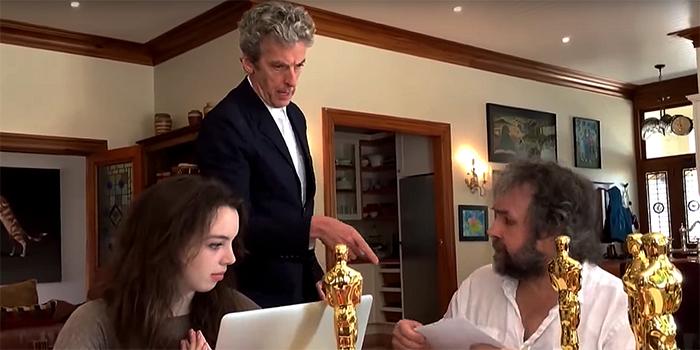 Peter Jackson aux commandes du final de Doctor Who !