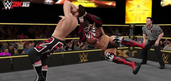 WWE 2K16, le Pack Nouveaux Mouvements de sortie !
