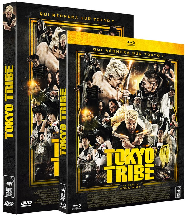 [Concours] Tokyo Tribe : 1 Blu-ray et 2 DVD à gagner !