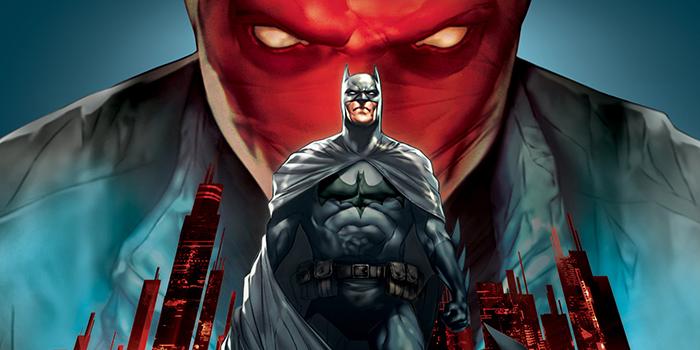 The Batman adapté d'après The Red Hood ?