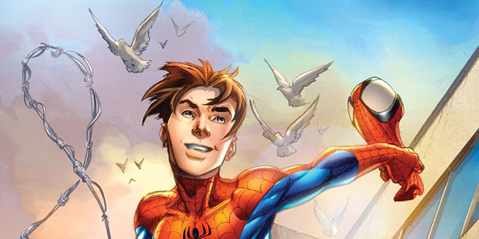 Tom Holland tease son Ultimate Spider-Man !