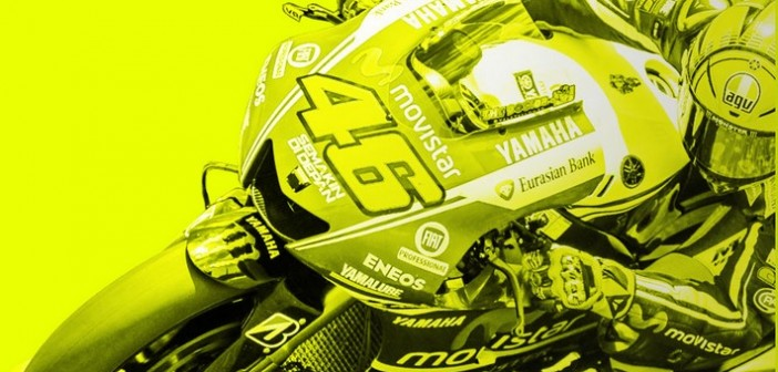 Un MotoGP dédié au champion Valentino Rossi