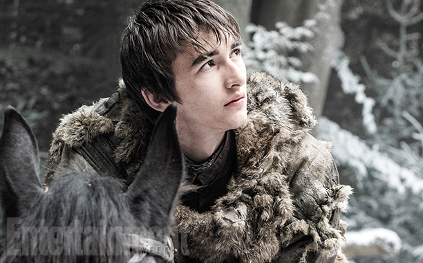 Game of Thrones: première photo de Bran Stark