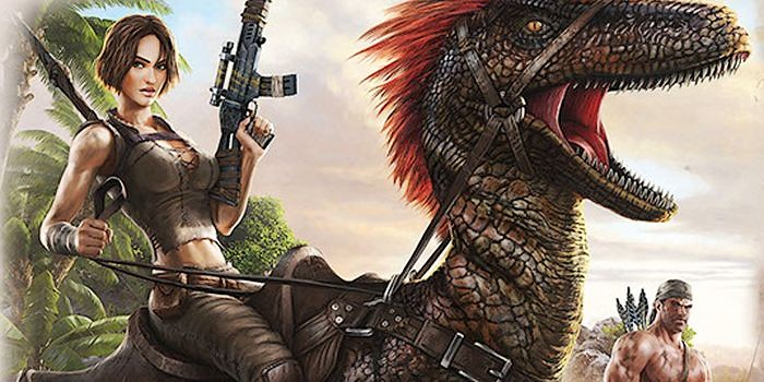 how to change searchstteings on ark survival xbox one