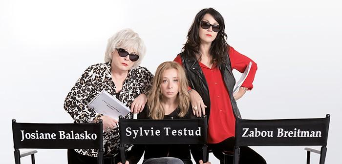 Arrête ton Cinéma ! Sylvie Testud réalisatrice dans le trailer !