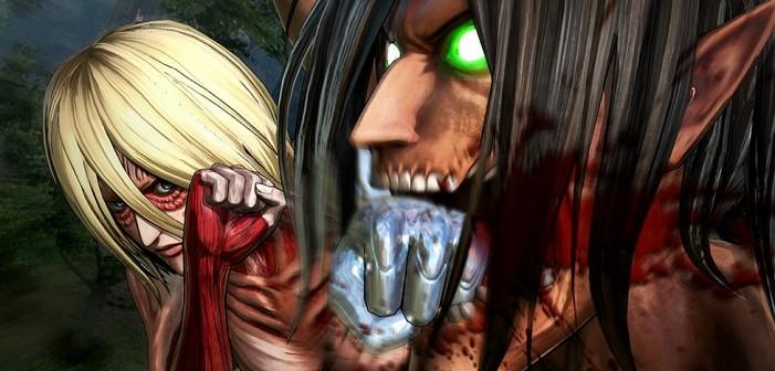 Attack on Titan : le plein de nouvelles images !