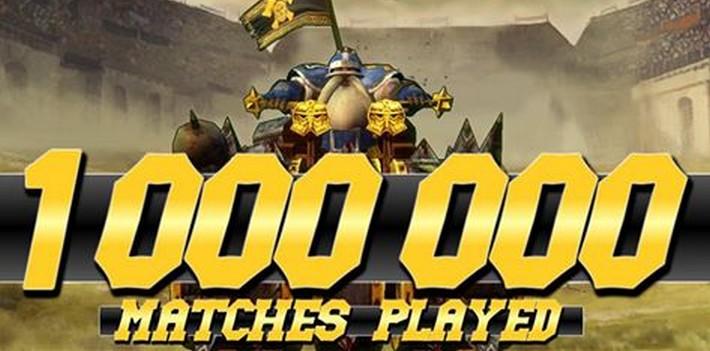 Blood Bowl: Kerrunch passe les 1 million de matches joués !