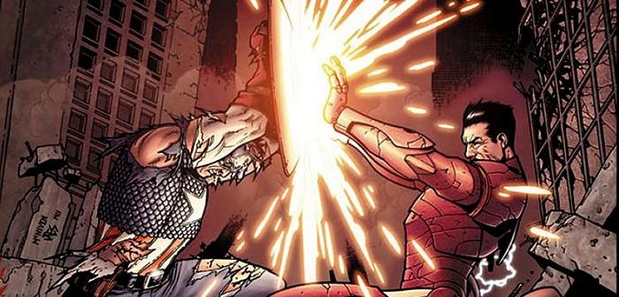 Captain America : Civil War fait la couverture d'Empire !