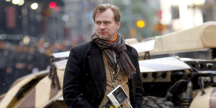 Christopher Nolan posera sa caméra à Dunkerque !