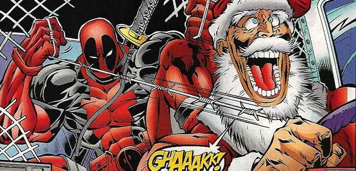 Deadpool lance son calendrier de l' avent en teaser !