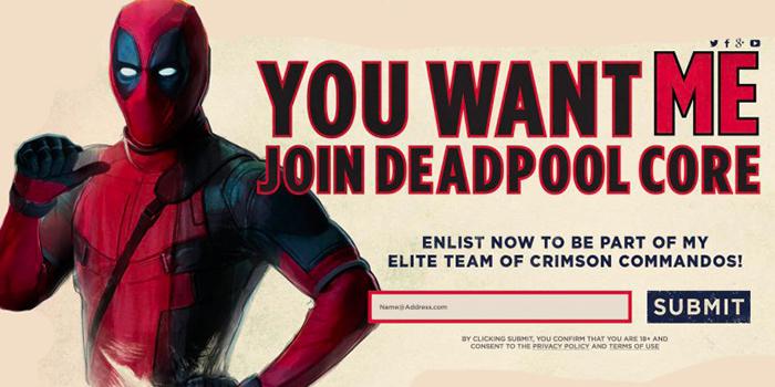 Deadpool vous propose des goodies « trop swag » !