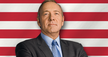 House of Cards : Votez pour Frank Underwood !