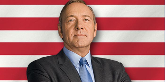 House of Cards : Votez pour Frank Underwood !