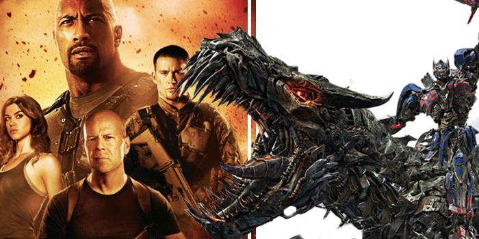Hasbro et Paramount développent un univers cinématographique !