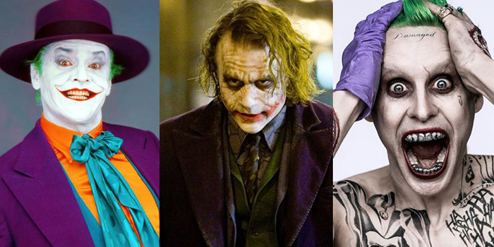 Jared Leto rendra fiers les précédents Jokers !