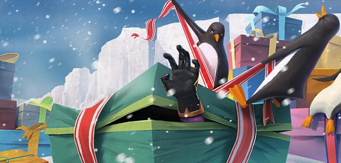 Le MMORPG fantastique RuneScape prépare son Noël !