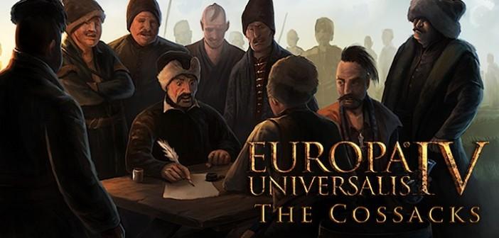 Les Cossacks débarquent dans Europa Universalis IV !