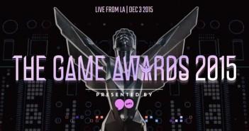 Les gagnants des Games Awards 2015 sont...