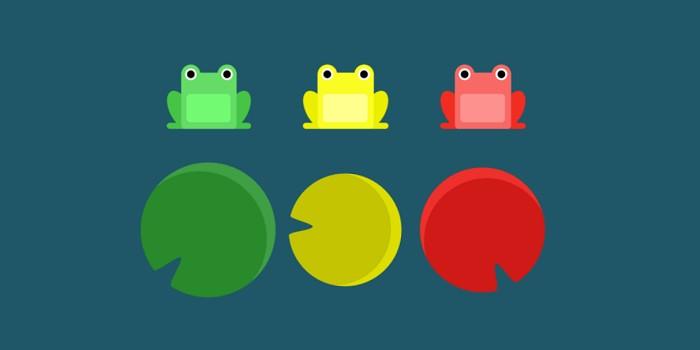 Les grenouilles vous font sauter les barrières du CSS !