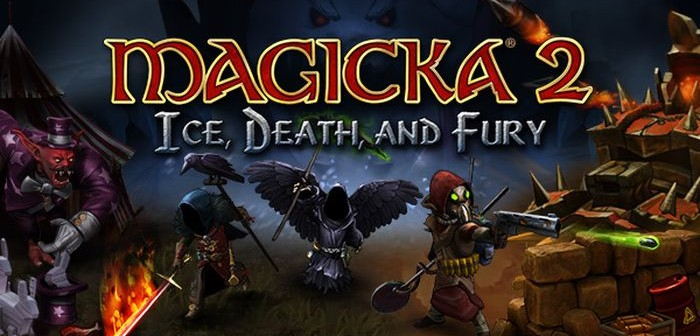 "Magicka 2 mijote un nouveau Death and Fury DLC : ""Ice, Death and Fury"" !"