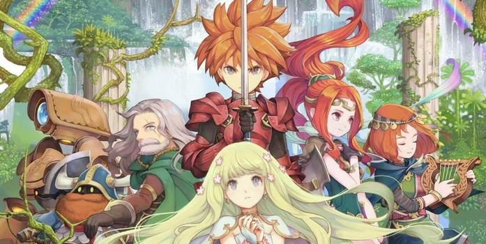 Mystic Quest : un remake 3D bientôt au Japon et en Europe !