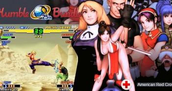 Humble Neo Geo Bundle : Profitez de 25 jeux avant le 22 décembre !