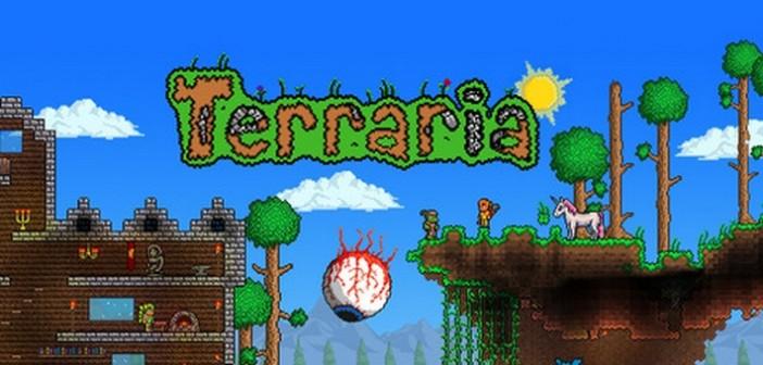 Terraria 3DS sera disponible en dématérialisé le 10 décembre