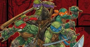 PlatinumGames : un premier artwork pour Teenage Mutant Ninja Turtles